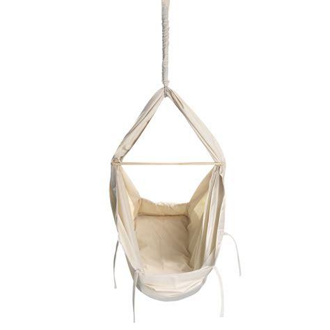 dondolo baby hammock organic cotton erisana greenpicks