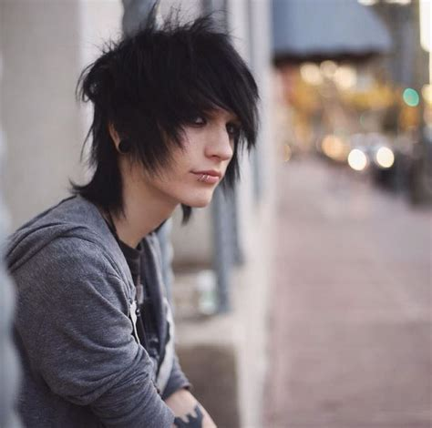 haircut gone wrong johnnie guilbert 117 best images about emo boi on pinterest scene guys i
