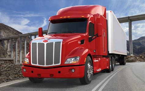 new peterbilt trucks peterbilt paccar financial offer complimentary extended