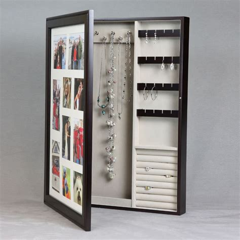 Photo Frame Jewelry Armoire by Photo Frame Jewelry Box Where The Is