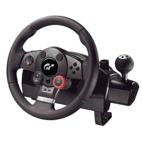 volante pc logitech logitech driving gt refresh volant pc logitech sur