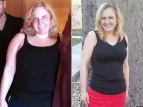 lost weight courtney dyer cut  soda  lost  pounds huffpost