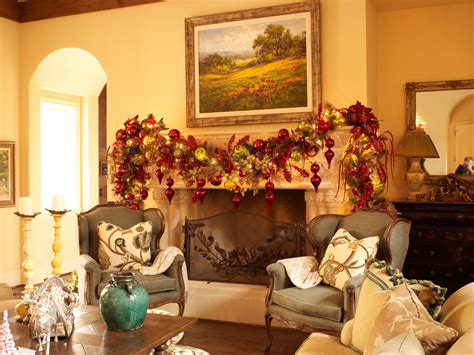 awe inspiring christmas mantel decorating ideas decorating