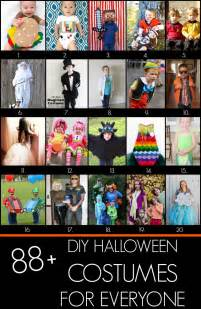 His And Her Halloween Costumes Ideas 80 Diy Halloween Costumes A Baby Hamburger C R A F T