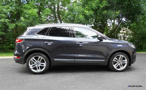 lincoln mkc  cars review