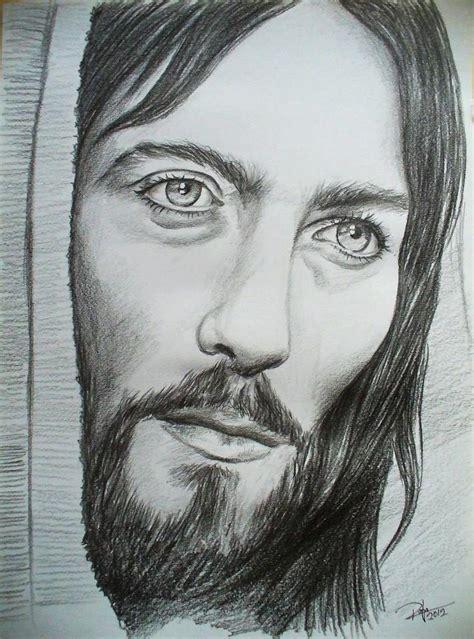 imagenes para dibujar a lapiz de jesus dibujos a l 225 piz de jes 250 s dibujos a lapiz