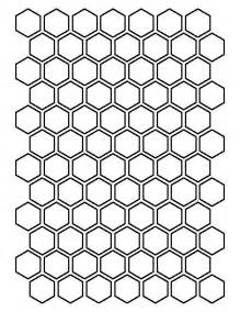 25 best ideas about hexagon pattern on pinterest black