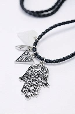 Yin Yang Semi Leather Korean Choker necklaces outfitters