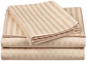 Thread Count For Sheets Luxury Cotton 300 Thread Count Stripe