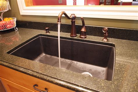 black granite composite sink composite granite kitchen sink trendyexaminer