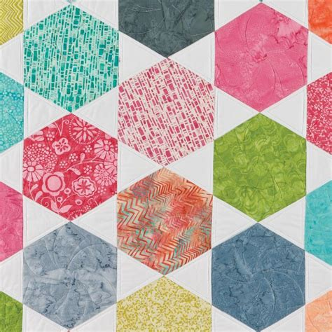 quilt hexagon template 17 best images about accuquilt ideas on