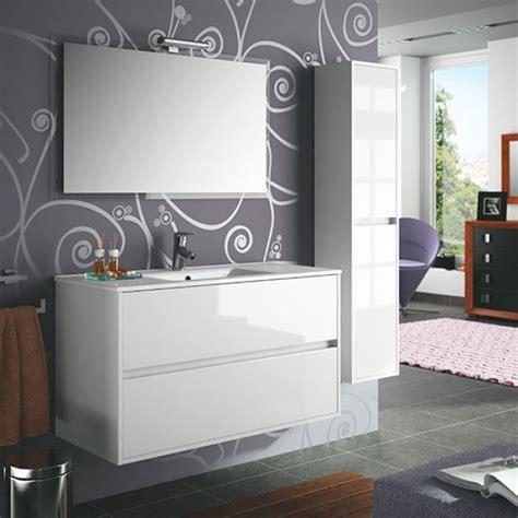 salgar mobili bagno salgar conjunto mueble lavabo noja 90