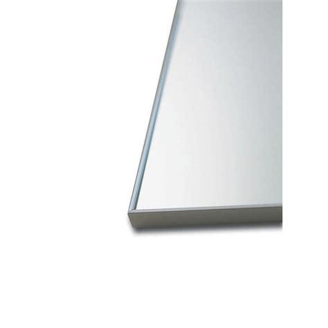 Specchio Cornice by Specchio Bagno Reversibile Con Cornice In Alluminio San