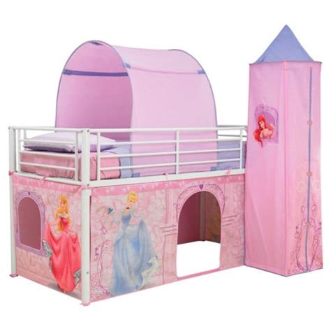 Princess Mid Sleeper by Buy Disney Princess Mid Sleeper Bed Tent Pack From Our Mid