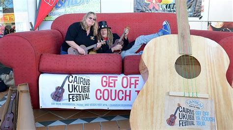 get off couch cairns ukulele festival 2014 just around the corner