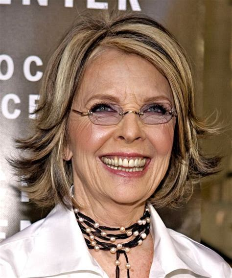Diane Keaton Hairstyle by Diane Keaton Hairstyles Effortlessly Haircuts