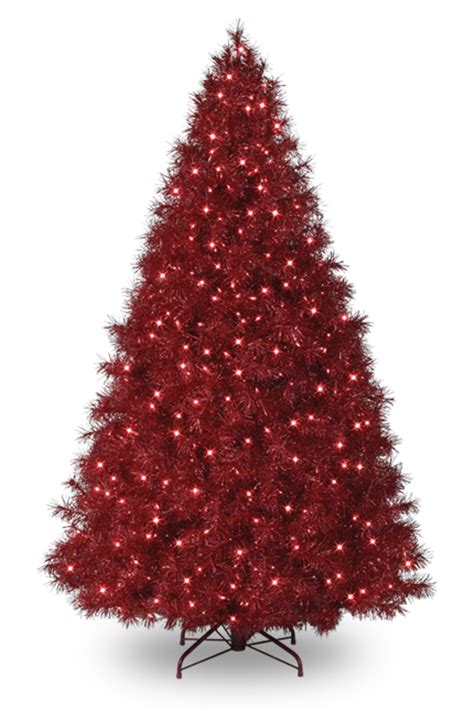 red christmas tree treetopia announces valentine s day sale on colorful