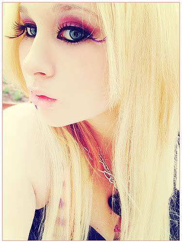 imagenes maquillaje emo fotos de maquillaje emo maquillajerossa