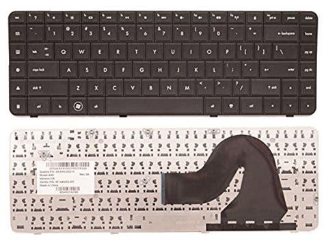 Spare Part Laptop Keyboard Laptop Hp Compaq Cq62 G62 Hitam hp compaq laptop keyboard replacement for hp compaq g62 and cq62 models new electronics