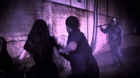 the 13th floor haunted house the official 13th floor haunted house chicago commercial 2014 youtube