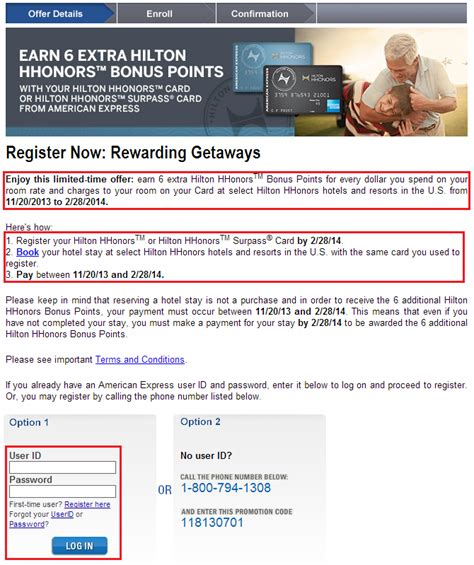 hilton hhonors card from american express earn hotel american express and hilton hhonors rewarding getaways