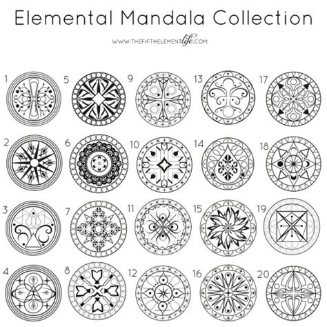 mandala coloring book meaning find out what s your mandala match the journey to self