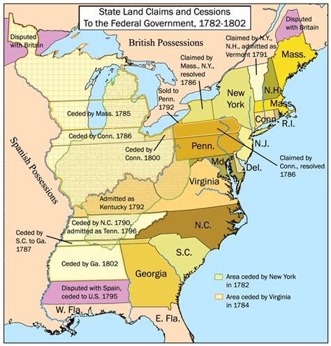 Thirteen Original Colonies History ? Map & List of 13