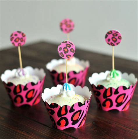Leopard And Pink Baby Shower Decorations by Get Cheap Pink Leopard Print Supplies Aliexpress Alibaba