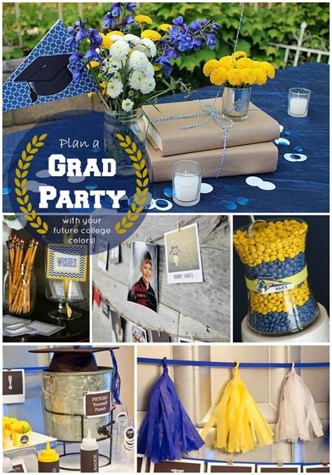 college house ideas 233 best graduation party inspirations images on pinterest