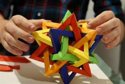 Origami Physics - the of physics the ucsb current