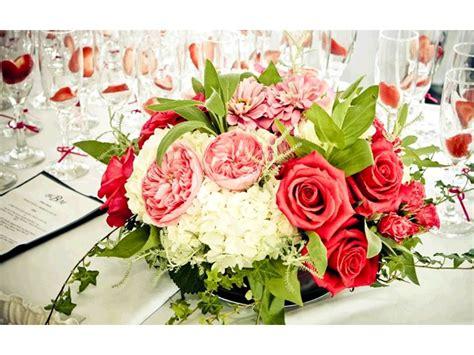 floral decor wedding centerpieces ideas reception flowers romantic wed