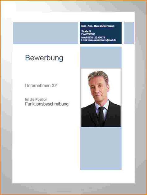 Deckblatt Modern Vorlage 6 Bewerbung Vorlage Word Reimbursement Format