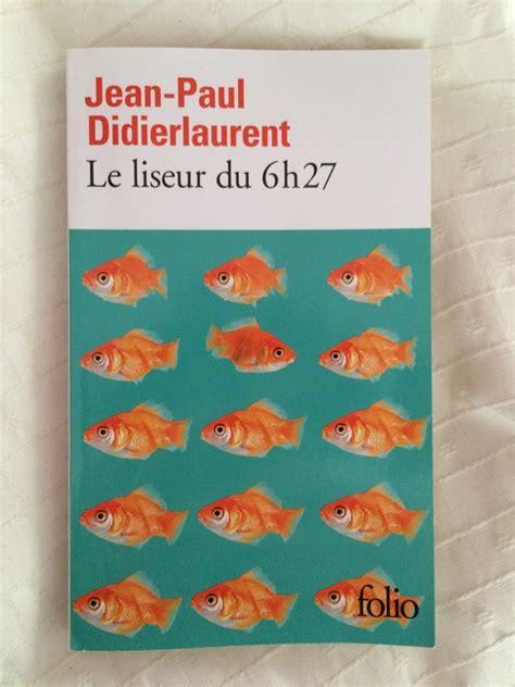 libro le liseur du 6h27 le liseur du 6h27 mademoiselle bonbon