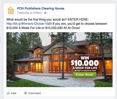 Pch Fan Page - winnerwednesday pch winners on the pch fan page on facebook pch blog