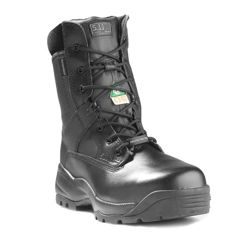 5 11 atac boots 5 11 tactical 8 quot atac shield zipper composite toe boot