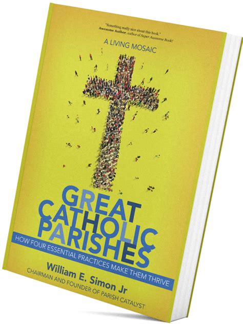 libro great catholic parishes a simon parish pastoral councils