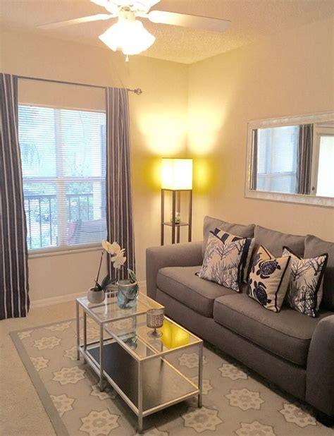Living Room Apartment Decorating Ideas - 24 simple apartment decoration you can living room