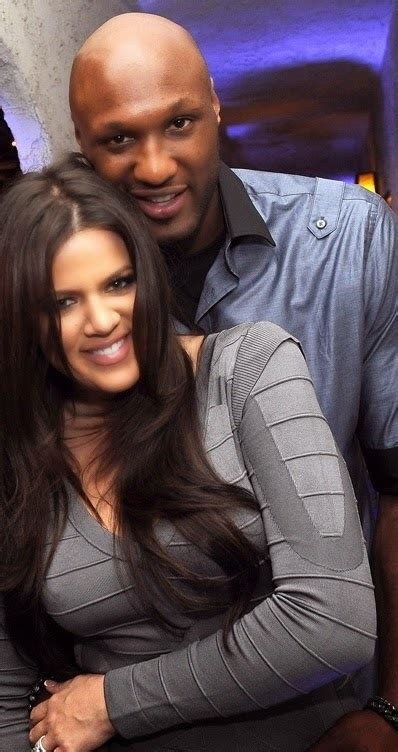 lamar odom tattoo khloe still in with lamar shows his name