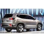 Preview Subaru Viziv 7 SUV Concept  Consumer Reports
