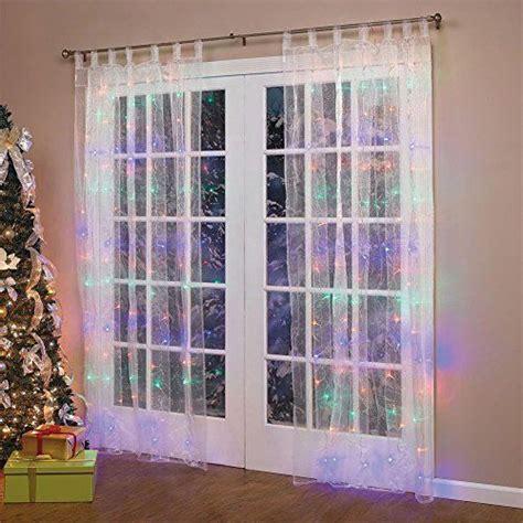 Weihnachtsdeko Fenster Led Vorhang by Weihnachtsdeko Fenster Led Vorhang Wand Eiszapfen