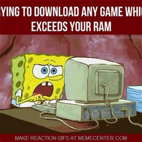Download More Ram Meme - sir can i have some more ram by superzlolz meme center