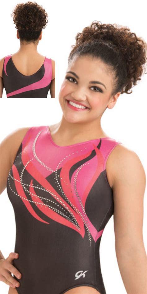 gk elite catalog 3806 fluorescent flame gk elite sportswear gymnastics