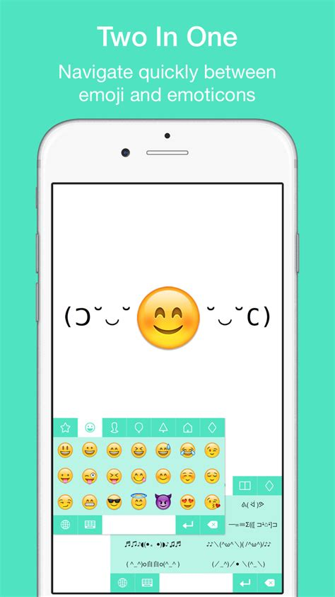 emojikey emoji keyboard emoticons for iphone ios 8 plus themes