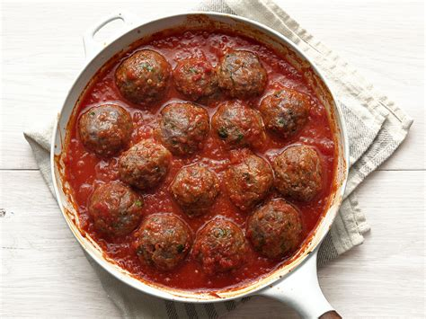 Best Potluck Main Dish Recipes - 50 meatballs food network