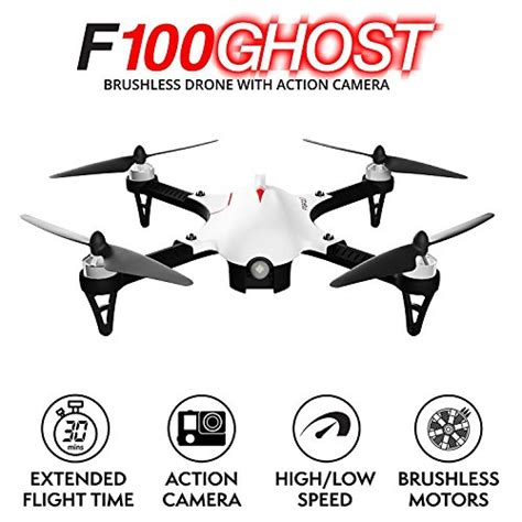 Ghost Drone Malaysia f100 ghost drone with 1080p go pro drones for adults and rc brushless drone with