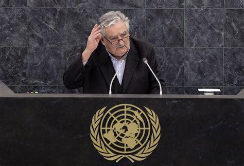 jos mujica presidente de uruguay en la onu el discurso pepe mujica cumple 79 a 241 os en el apogeo de su imagen