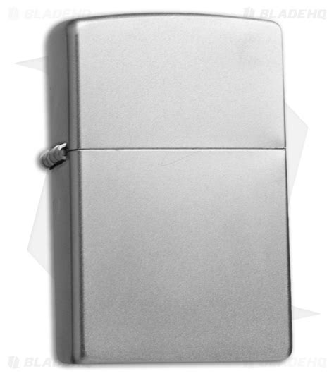 chrome zippo zippo classic lighter regular classic satin chrome 205