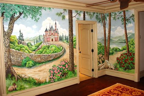 ideal decor wall murals home design