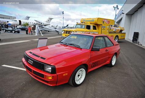 Audi Sport Quattro S1 For Sale by 1984 Audi Sport Quattro Conceptcarz