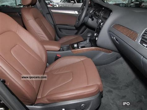 2011 audi a4 3 0 tdi atmosphere climate seats leather